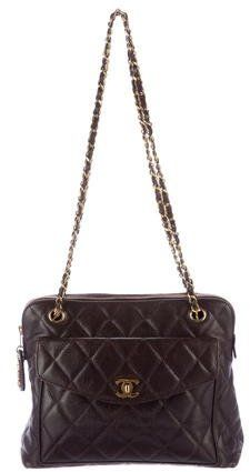 6eeedd1a35b7 Marc jacobs quilted calf leather
