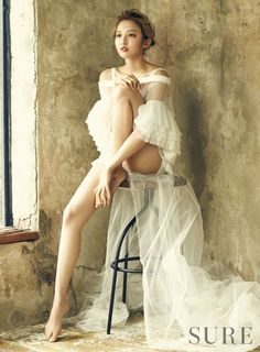 Jihyun is an elegant dancer for 'Sure' | allkpop.com