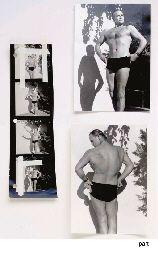 Marlon Brando swim suit