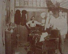 Barber Shop Johnson City Tn : ... about Barber Shop on Pinterest Barber shop, Barber chair and Barbers