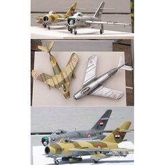 "MiG-17F and MiG-17PF Fresco - Egypt June 1967 and ""war of attrition"" 1967-1973 1/48 Unknown modeler From: pinterest #scalemodel #plastimodelismo #miniatura #miniature #miniatur #hobby #diorama #scalemodelkit #plastickits #usinadoskits #udk #maqueta #maquette #modelismo #modelism"