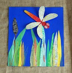that artist woman: Dragonflies Part 2: Portraits by tammi