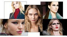 Des backstages à la rue : les tendances make-up automne-hiver à adopter sans plus tarder