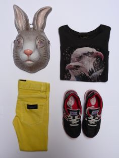 Little Outfits. #FingerInTheNose and #NewBalance in Little Store, Bilbao. https://www.facebook.com/littlestorebilbao
