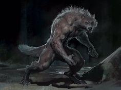 Character Concept, Character Art, Character Design, Werewolf Art, Vampires And Werewolves, Monster Design, T Art, Creature Concept, Fantasy Illustration
