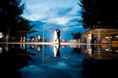 Matthew and Palita's Multicultural Phuket Wedding. Photo by Gusde Photography. #wedding #singapore #singaporewedding