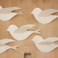 3d paper bird template just pinterest bird template paper