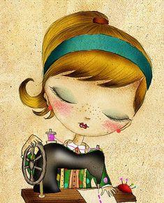 """""""E o bonito desta vida é poder costurar os sonhos, bordar histórias, e desatar os nós de nossos dias.""""   Cidinha Araújo"""