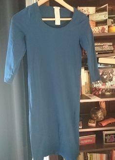 À vendre sur #vintedfrance ! http://www.vinted.fr/mode-femmes/robes-casual/22665000-robe-wolford-barcelona-dress-modal-t38-bleue