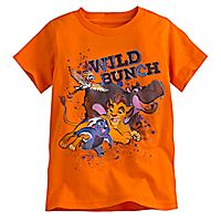 The Lion Guard Splatter Tee for Boys