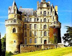 A castle in Europe