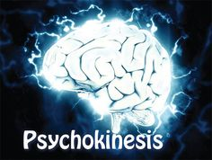 Many people claim they can lift or move objects without any physical contact or only by the use of their mind. But can they really do this? Psychokinesis...