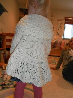 Free Pattern: Pidoca by Arbel Dekel