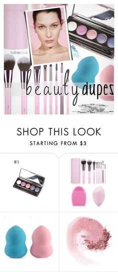 """NYE Beauty"" by pokadoll ❤ liked on Polyvore featuring beauty, NARS Cosmetics, Stila, polyvoreeditorial and polyvoreset"
