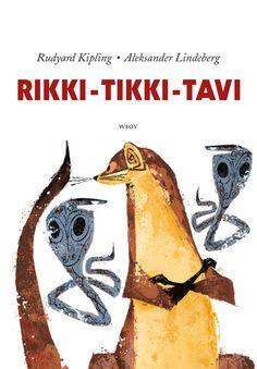 Rikki-Tikki-Tavi by Rudyard Kipling.  Current read with Ben