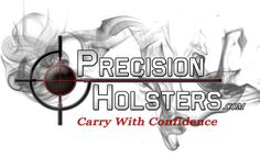 Precision holsters Inside waistband outside Kydex hybrid custom