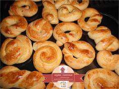 Easter Cookies, Bagel, Doughnut, Biscuits, Bread, Snacks, Desserts, Food, Crack Crackers