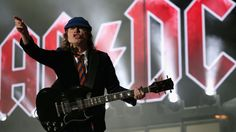 AC/DC is putting its records on Spotify, Rdio, and Apple Music