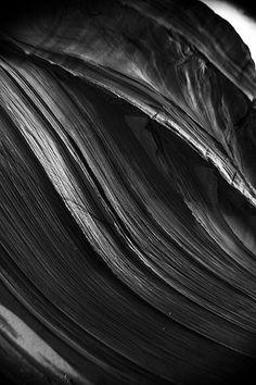 Black Power * See More texture inspirations at http://www.brabbu.com/en/inspiration-and-ideas/ #LivingRoomFurniture #LivingRoomSets #ModernHomeDécor