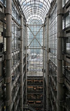 Lloyds of London, Richard Rogers