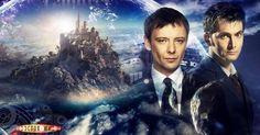 John simm Tardis The doctor Doctor who David tennant Gallifrey Tenth doctor The master