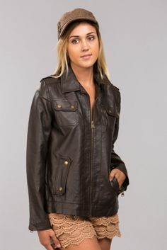 *** New Style ***100% Faux Leather, Made in China