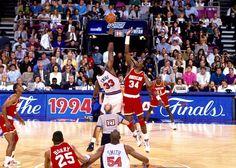 Center Court, '94 Finals.