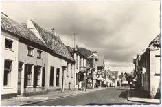 Hoofdstraat Santpoort - dorp
