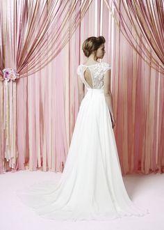 c1919578a7852 Charlotte Balbier Wedding Dress Backs, Bridal Wedding Dresses, Wedding Bride,  One Shoulder Wedding
