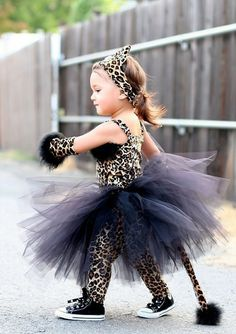 all dressed up in my cheetah!