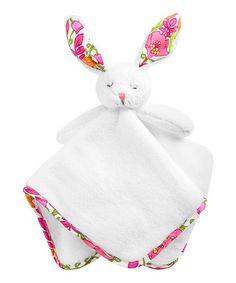 Vera Bradley Lilli Bell Lovey Bunny Plush on #zulily today!