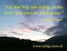 Erfolgszitat von Ernst Crameri Ernst Crameri  Schweizer Geschäftsmann und Schriftsteller (06.10.1959 - 06.10.2069)  Statement Ernst Crameri... (http://prg.li/m/216224)
