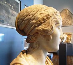 Reinette: Ancient Roman Hairstyles and Headdresses from the Severan to the Theodosian Dynasty 193-423