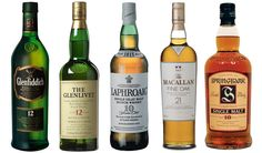Looking for that special scotch you always wanted to taste? Glenfiddich, Glenlivet, Laphroaig, Macallan and Springbank are our choices.  www.moderngentlemanmagazine.com/tale-of-scotch-whisky/