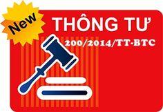Bộ Tài chính Ban hành chính thức Thông tư số 200/2014/TT-BTC về chế độ kế toán Doanh nghiệp