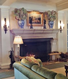 Country Hunt Country Formal Living Room Grand Room Home And Decor
