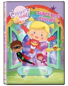 Enter to win Super Best Friends! #chloecloset