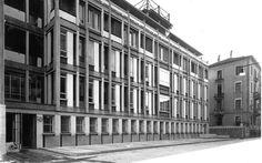Palazzo INAIL, 1950