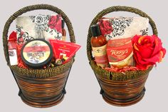 Tropical Cherry Breeze gift arrangement