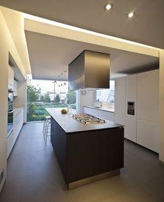 Bom dia!! Vejam que sonho essa casa no México!! Ambientes lindos!! O blog As Arquitetas nos mostra e nós levamos vcs até lá-> http://www.blogsdecor.com/destaques/casa-rio-hondo-no-mexico/ #architectura #arquitetura #casa #house #decoracao #cozinhas #kitchen