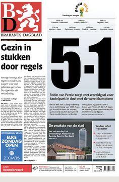 Brabants Dagblad 14 juni