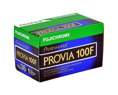 Fuji Provia 100 F Professional (RDP III) is a medium-speed color reversal film for daylight conditions, with a nominal sensitivity of ISO 100/21 °. Provia 100 F is characterized by extremely fine grain, vivid colors and extensive tone...