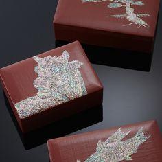 Image Decorative Accessories, Decorative Boxes, Art Deco Fashion, Japanese Art, Korea, Diamond, Painting, Image, Collection