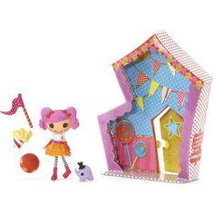 Mini Lalaloopsy Doll - Peanut Big Top