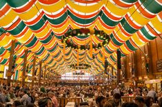 Can't make it to Oktoberfest in Munich, Germany? Here's how you can celebrate Oktoberfest at home. See our Oktoberfest guide now! Europe In September, Lake Annecy, Road Trip Planner, Beer Festival, Folk Festival, Beer Garden, Round Trip, Best Beer, Best Cities