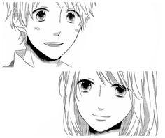 Hashiba Natsuki y Anna Kobaya ~ Nijiiro Days (Comedia, Romance, Recuentos de la… Manga Art, Manga Anime, Nijiiro Days, Days Anime, My Photo Album, Comedy Anime, Romance, Wolf Girl, Manga Love