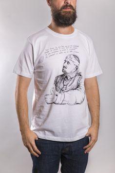 Apollinaire T-Shirt Man White