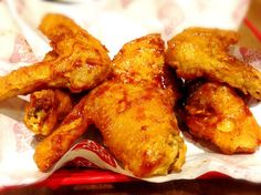 @bon chon, Mall Panakukkang; chicken wings