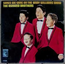 Osmond Brothers first album  1963  rateyourmusic.com...