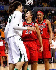 Best moment in women's basketball in 2013! <3 Shoni Schimmel!